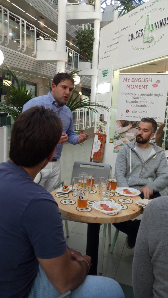 Eventos en inglés: Beer tasting