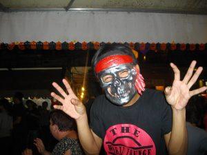 Halloween en Camboya
