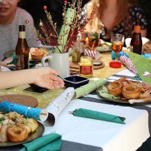 English Cena en La Cuina de Baz
