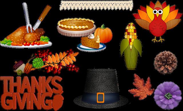 Thanksgiving O Día De Acción De Gracias My English Moment