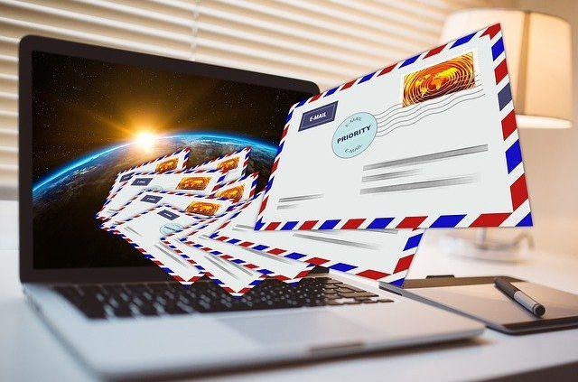 email formal en inglés