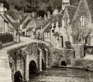 Pueblos de Inglaterra - Castle Combe