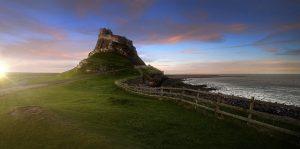 Pueblos de Inglaterra - Lindisfarne