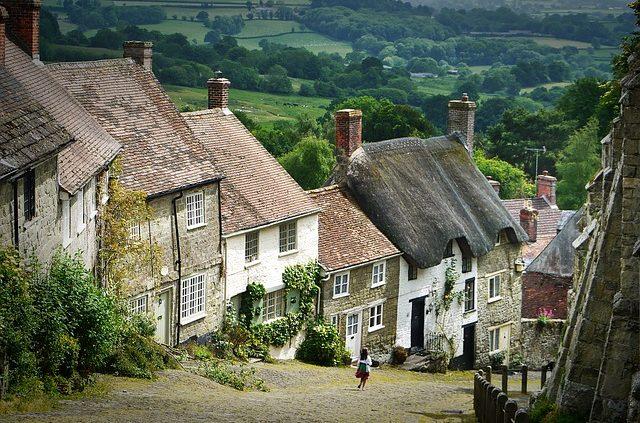 Pueblos de Inglaterra bonitos y desconocidos