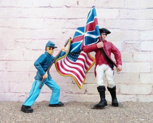 diferencias entre el inglés americano y el inglés británico