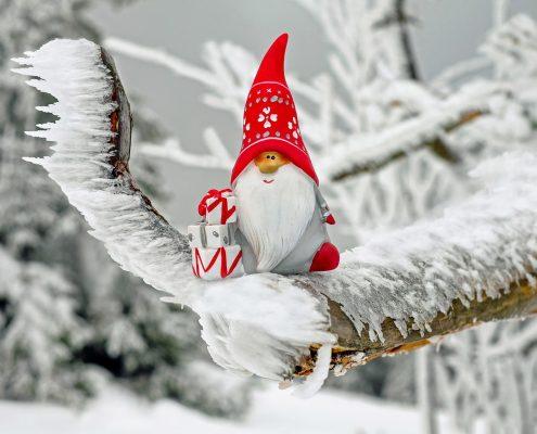 Tradiciones navideñas en el mundo. Santa Claus